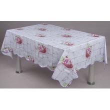 PEVA Printed Tablecloth (TJ0041B)