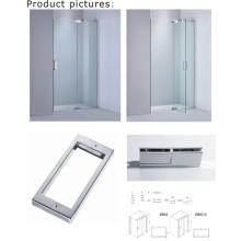 8mm / 10 mm de espesor de vidrio cabina de ducha / puerta de la ducha (kw03)