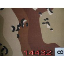 Wüste Insekt Stil 200GSM Twill Military Camouflage Stoff