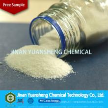 Matériau de construction ignifugeant l'adjuvant Gluconic Acid Sodium