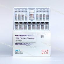 Глутатион для инъекций для красоты кожи и отбеливания, инъекции глутатиона для быстрого белого
