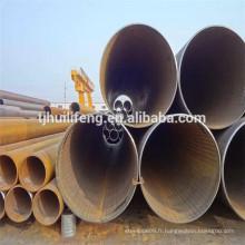 DSAW / LSAW Steel Pipe API5L Pipe 100% UT