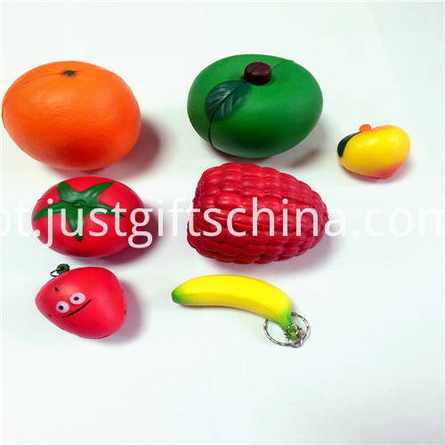 Promotional Stress Ball Keyrings