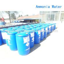 Évaluation de l'eau de l'ammoniac