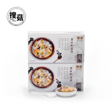 Professional technology primary taste freeze dried mushroom soup