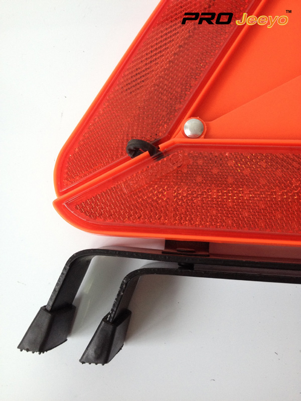 LED Warning Triangle DL-209 4