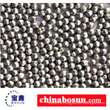 Non-magnetic Stainless steel Shot 304,0.5-2.5mm,