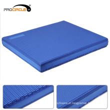 Almofadas equilibradas de alta densidade do exercício da ioga EVA