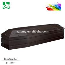 professional decoration interior for black coffin