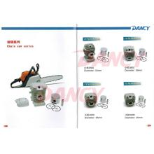chain saw engine parts,cylinder,husqurna,komatsh,honda
