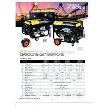 Hot venda ar refrigerado gerador de gasolina conjunto 2.2kw 2.7kw 3.0kw