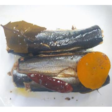 Canned Sardine In Vegetable Oil And Tomato Sauce