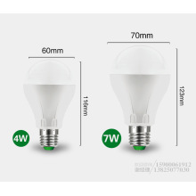 Ultra terang E27 Motion Sensor Light Bulb