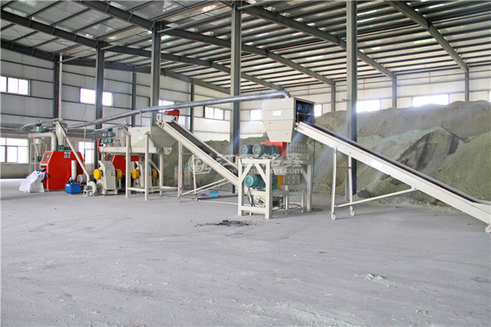 Waste PCB Recycling Plant/Dry Separation