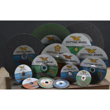 China Brand Abrasive Stone and Glass Cutting Disc for Grinders