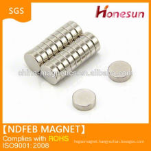 Stepper Motor Neodymium Permanent Magnet China Manufacturer