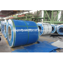 diverses couleurs et taux de zinc galvanisé couleur acier bobine / bobine acier matière feuille de toiture