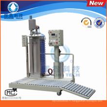 Machine de remplissage visqueuse 200L / machine d'huile d'olive / huile liquide de machine de remplissage