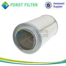 FORST Filtre à air à air de polyester Fabricant pour médias industriels