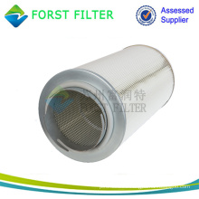 FORST Oval Air Filter Cylinder Cartridge
