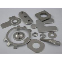 Peças de estampagem de aço inoxidável com zinco