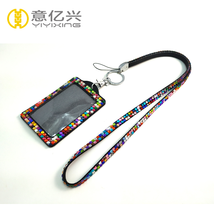 Retractable Lanyards Badge Holder