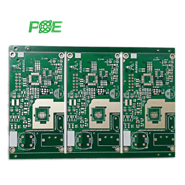 Fast print high quality 4 layer pcb prototype