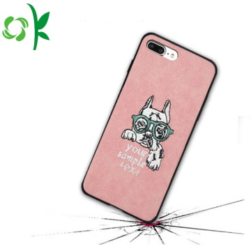 Percetakan Custom Unik Cute Dog TPU Phone Cases