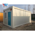 China cheap Camp Casas prefabricadas  flat pack prefab container house homes container coffee shop