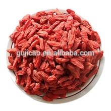 Ningxia getrocknete Goji-Beere 100% Bio-Goji-Beere, Chinesisch Wolfberry Großhandel, Beere Goji Lycium