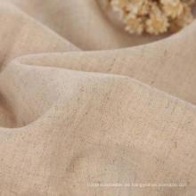 100% tela de lino, 14s lino tela lisa tela de lino de tela