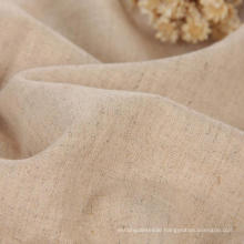 100% Linen Fabric, 14s Linen Plain Fabric Linen Shirting Fabric
