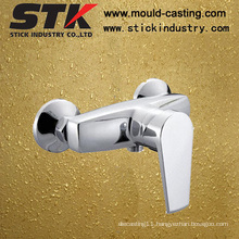 Water Faucet for Shower Head, Hot and Cold Water Sensor Lavatory Faucet, Single Lever Tap Shower