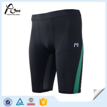 Printing Yoga Pants Fitness Compression Running Shorts Men