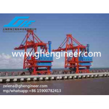 High Efficient Ship Unloader