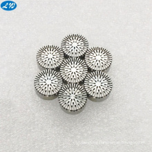 Hot sale metal Customized Micro Machining parts for Measuring Microphone