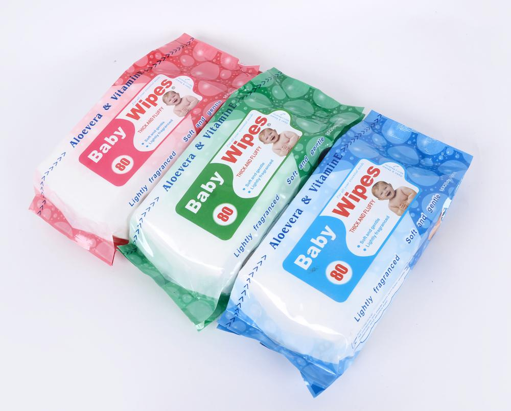 Soft And Free Baby Wipes