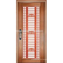 Luxus Kupfer Tür Villa Tür Außentür Einzeltür KK-723