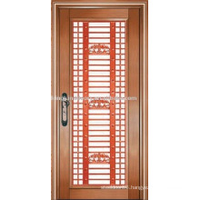 luxury copper door villa door exterior door single door KK-723