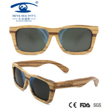 Wenzhou Factory Wholesale Wooden Sunglasses