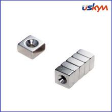 Специальный блок зенкования - неодимовый магнит редкоземельных элементов