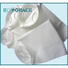 Sac de filtre à liquide liquide en tissu lisse