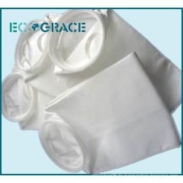 Glatte Oberflächenfiltertuch Flüssigkeitsfilterbeutel