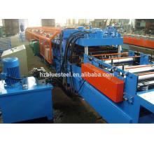 Machine de formage de rouleaux de panneaux C / Z en toiture métallique