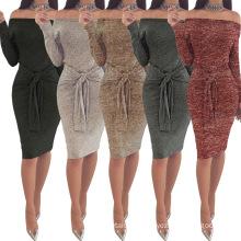 2019 summer shirt party custom dress sexy V-neck women clothing