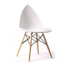 Colorful Dining Chair Eames Plastic Side Chair