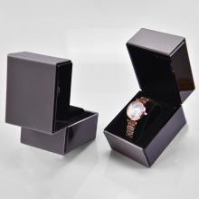 Black Luxury Watch Jewelry Box