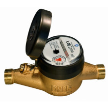 Multi Jet Vane Wheel Water Meter (MULTI-G1-8+1-3)
