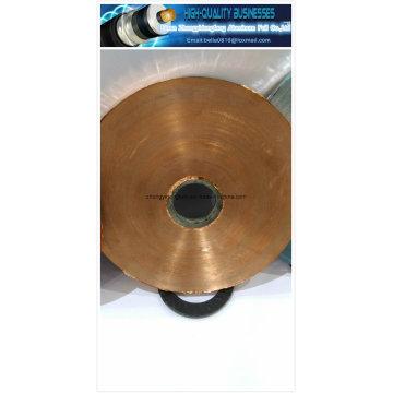Медная фольга и полиэфирная пленка ламинированная лента (CU / PET)