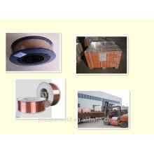 Alta qualidade de soldagem Wire AWS A5.18 ER70s-6